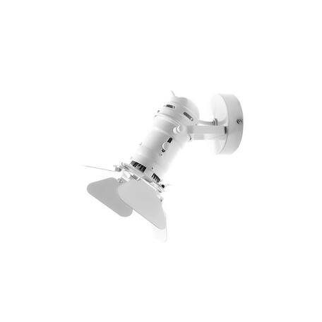 Настенный светильник с регулировкой направления света Loft It Cinema LOFT2096-S, 1xGU10x50W, белый, металл