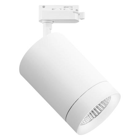 Светодиодный светильник Lightstar Canno 303262, LED 35W 3000K 2240lm, белый, металл