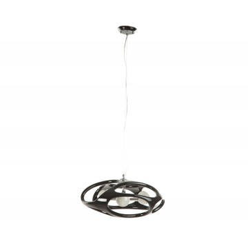 Подвесная люстра Kink Light Тимон 5333,19, 3xE27x15W, черный, пластик