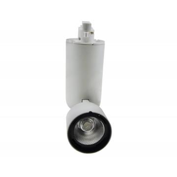 Светодиодный светильник для шинной системы Kink Light Треки 6486,01, LED 12W, 4000K (дневной)