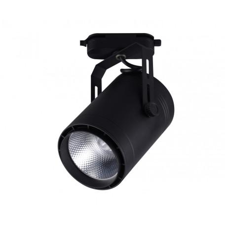 Светодиодный светильник Kink Light Треки 6483-2,19, LED 20W 4000K 1400lm CRI>80, черный, пластик, металл