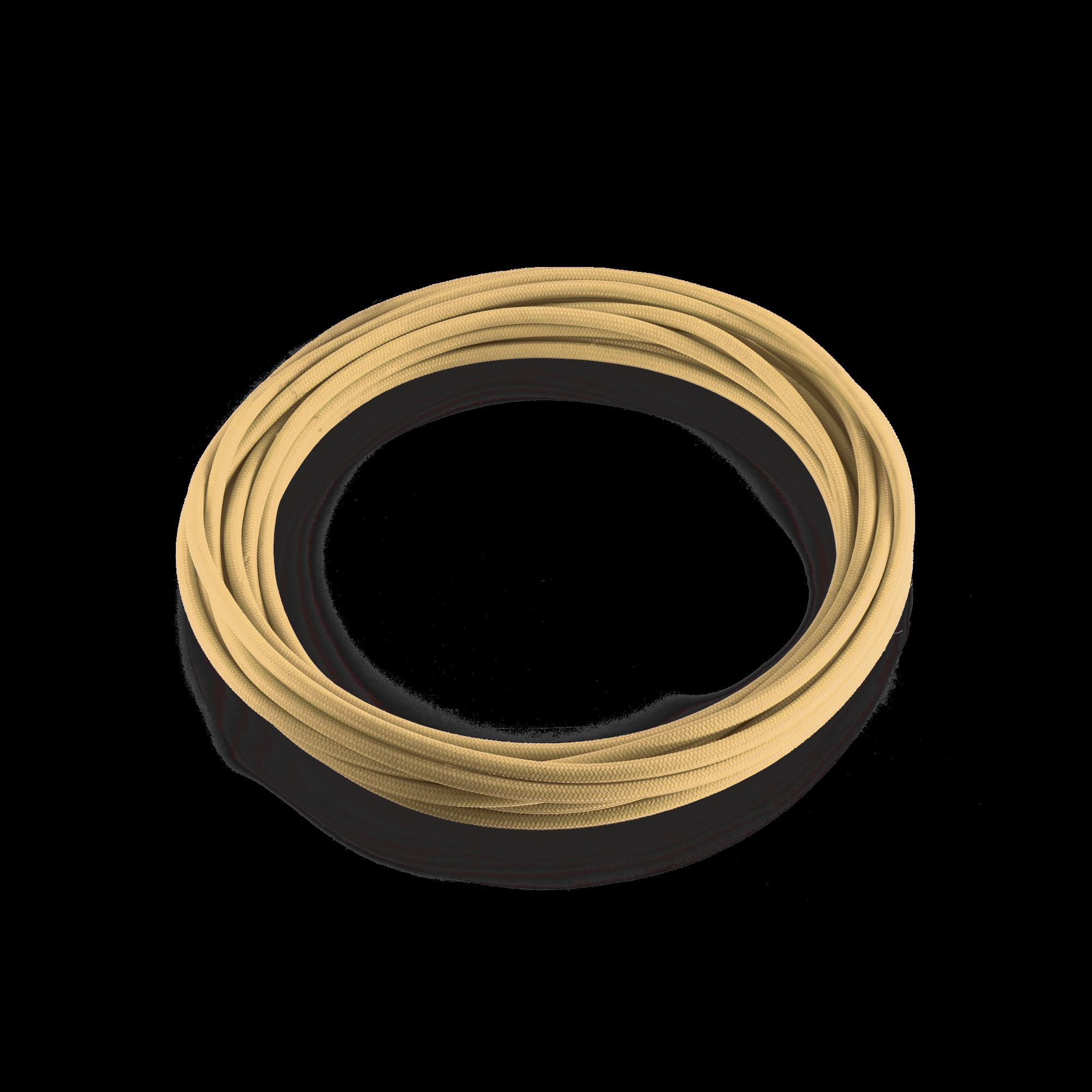 Кабель Ideal Lux Cavo Tessuto 249162, коричневый, текстиль - фото 1