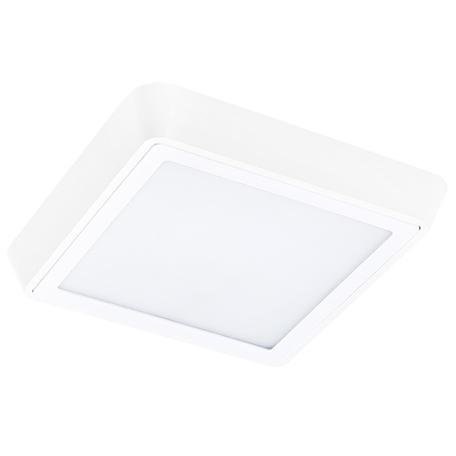Настенный светодиодный светильник Lightstar Urbano 216804, IP65, LED 20W 4000K 1480lm, белый, металл с пластиком