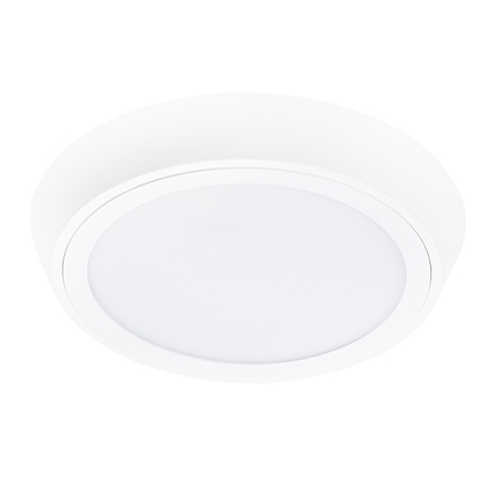 Настенный светодиодный светильник Lightstar Urbano 216902, IP65, LED 20W 3000K 1480lm, белый, металл с пластиком