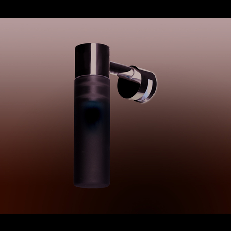 Мебельный светильник Odeon Light Drops Izar 2447/1, IP44, 1xG9x40W, хром, белый, металл, стекло