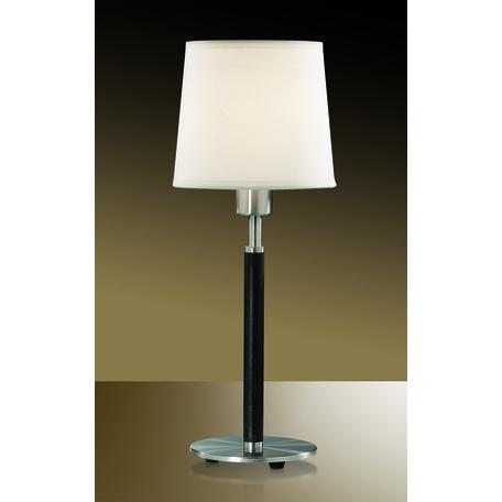 Настольная лампа Odeon Light Glen 2266/1T, 1xE14x40W, черный, белый, металл, текстиль