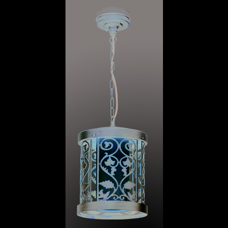 Подвесной светильник Odeon Light Nature Lagra 2286/1, IP44, 1xE27x100W, коричневый, металл