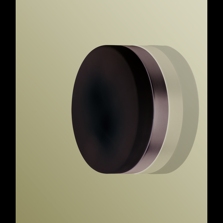 Потолочный светильник Odeon Light Presto 2405/1C, IP44, 1xE14x60W, никель, белый, металл, стекло