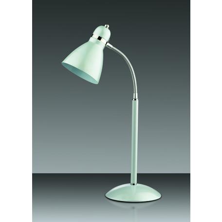 Настольная лампа Odeon Light Standing Mansy 2411/1T, 1xE27x60W, белый, металл