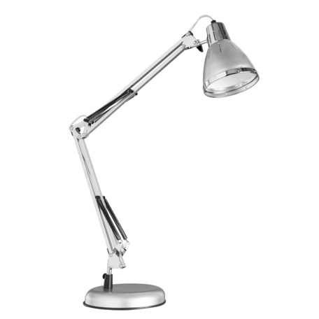 Arte Lamp Creazione A2245LT-1SI, 1xE27x40W, серебро - миниатюра 1