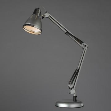 Arte Lamp Creazione A2245LT-1SI, 1xE27x40W, серебро - миниатюра 2