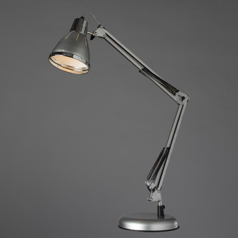 Arte Lamp Creazione A2245LT-1SI, 1xE27x40W, серебро - фото 2