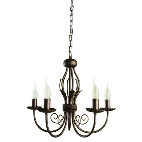 Arte Lamp Dolce A3057LM-5BR, 5xE14x60W - миниатюра 1