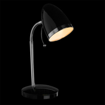 Arte Lamp Cosy A6145LT-1BK, 1xE27x40W, черный - миниатюра 2