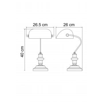 Схема с размерами Arte Lamp A2491LT-1SS