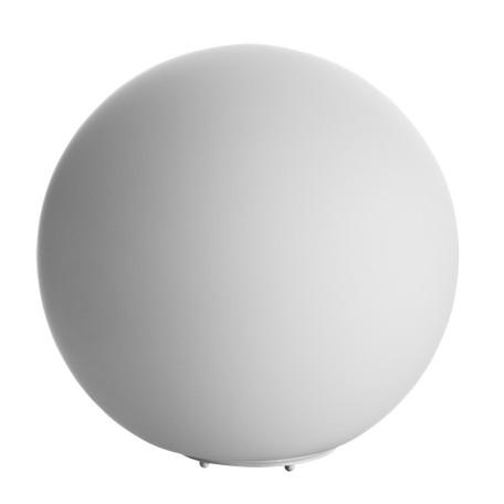 Настольная лампа Arte Lamp Sphere A6025LT-1WH, 1xE27x60W, белый, пластик, стекло