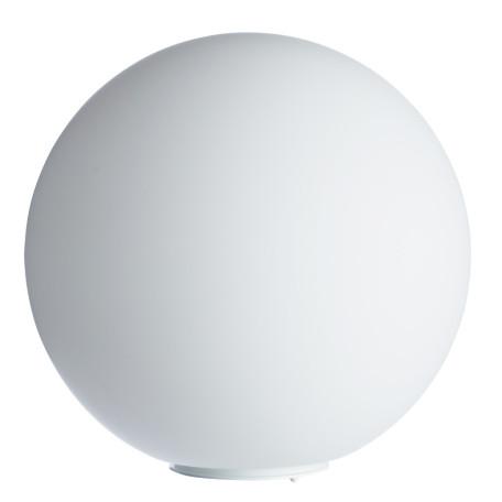 Настольная лампа Arte Lamp Sphere A6030LT-1WH, 1xE27x60W, белый, пластик, стекло