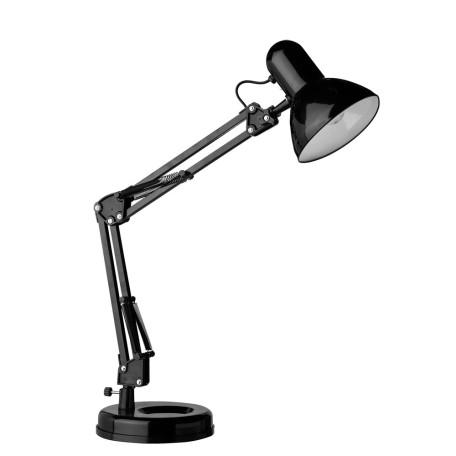 Настольная лампа Arte Lamp Junior A1330LT-1BK, 1xE27x40W, черный, металл