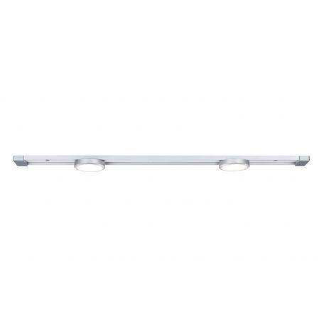 Мебельный светодиодный светильник Paulmann SlideLED 70303, LED 10W, металл