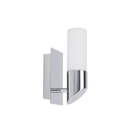 Настенный светильник Paulmann Ayun 70144, IP44, 1xG24q-1x10W, металл, стекло