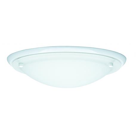 Потолочный светильник Paulmann Arctus 70343, IP44, 1xE27x60W, белый, металл, стекло