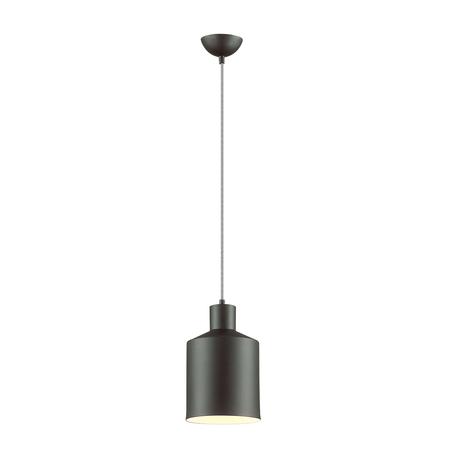 Подвесной светильник Lumion Suspentioni Rigby 3659/1, 1xE27x60W, черный, металл