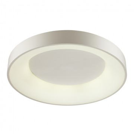Потолочный светодиодный светильник Odeon Light Sole 4062/80CL 4000K (дневной), серый, металл, пластик