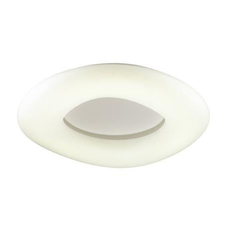 Потолочный светодиодный светильник Odeon Light Aura 4064/80CL, LED 80W, 4000K (дневной), белый, металл, пластик